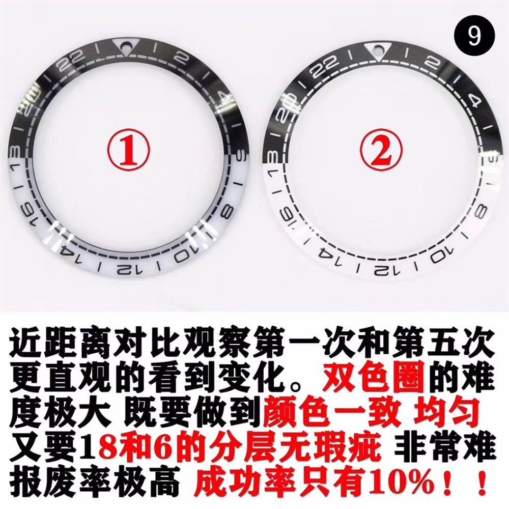 VS厂欧米茄海马600太极圈对比最新测评