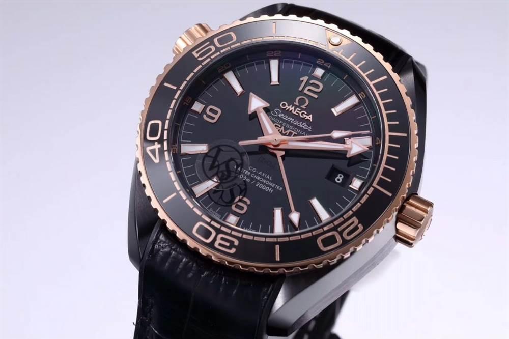VS欧米茄海马600系列深海之王震撼来袭!