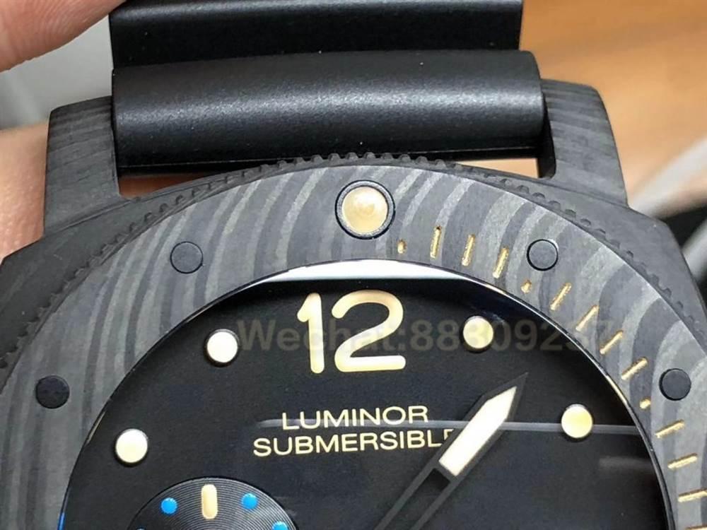 VS厂沛纳海PAM616对比正品会不会一眼假?
