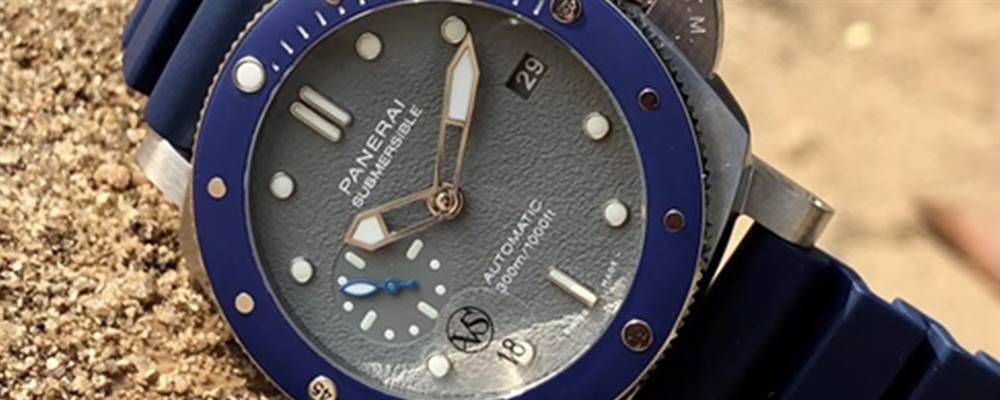 VS厂新品发售沛纳海PAM959小海王林心如同款腕表