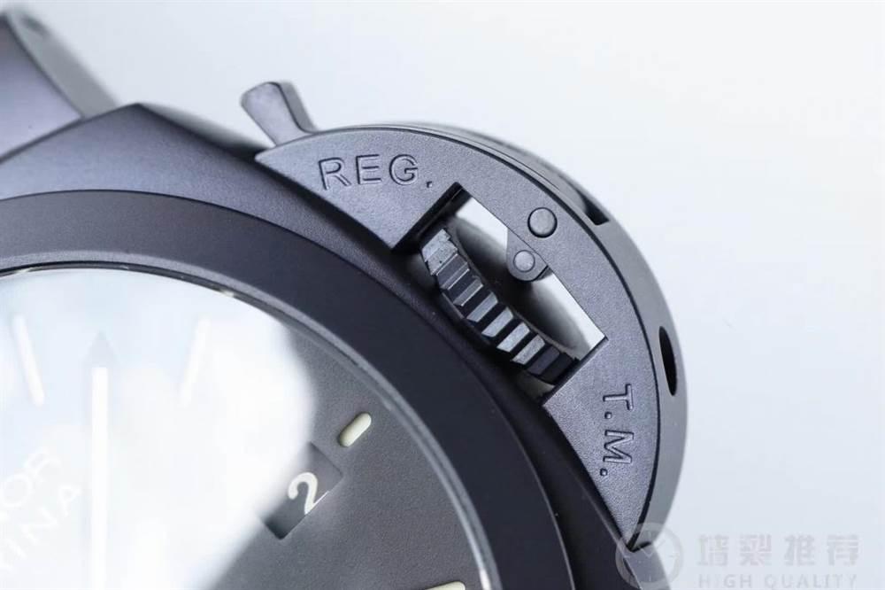 VS厂沛纳海386-VS沛纳海PAM386最新V2版P.9000机芯