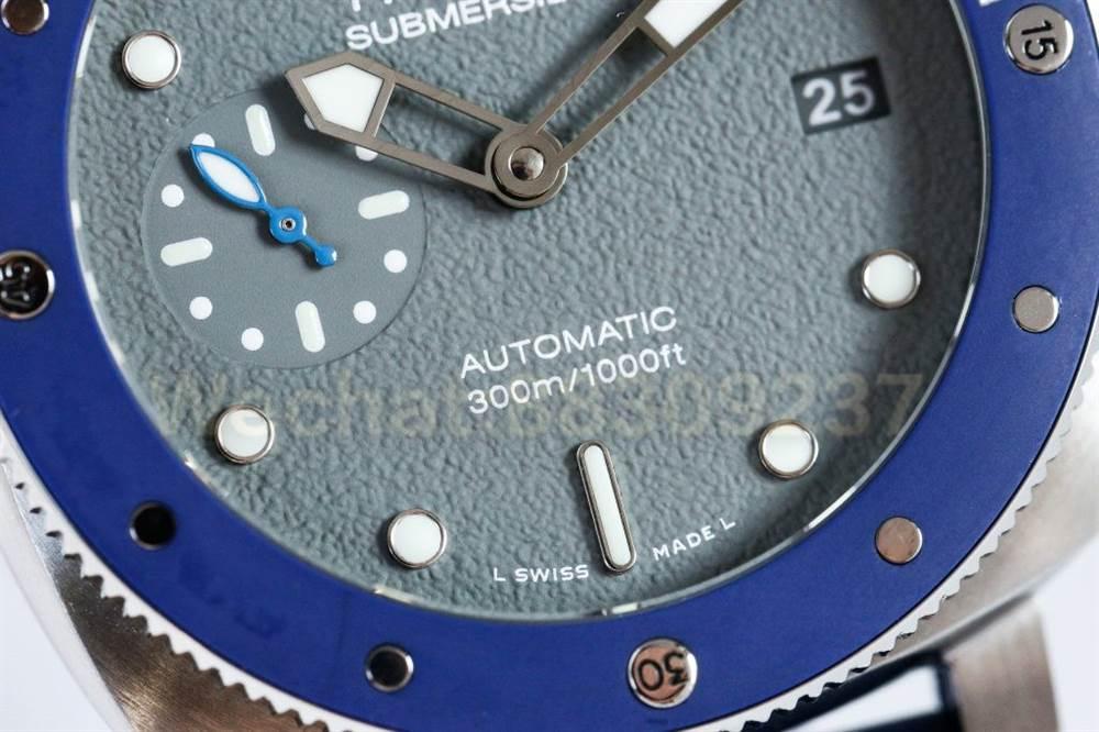 VS厂沛纳海959海军蓝色陶瓷圈细节评测