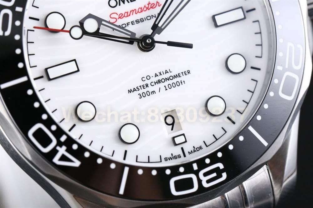 VS厂欧米茄陶瓷腕表熊猫盘深度评测