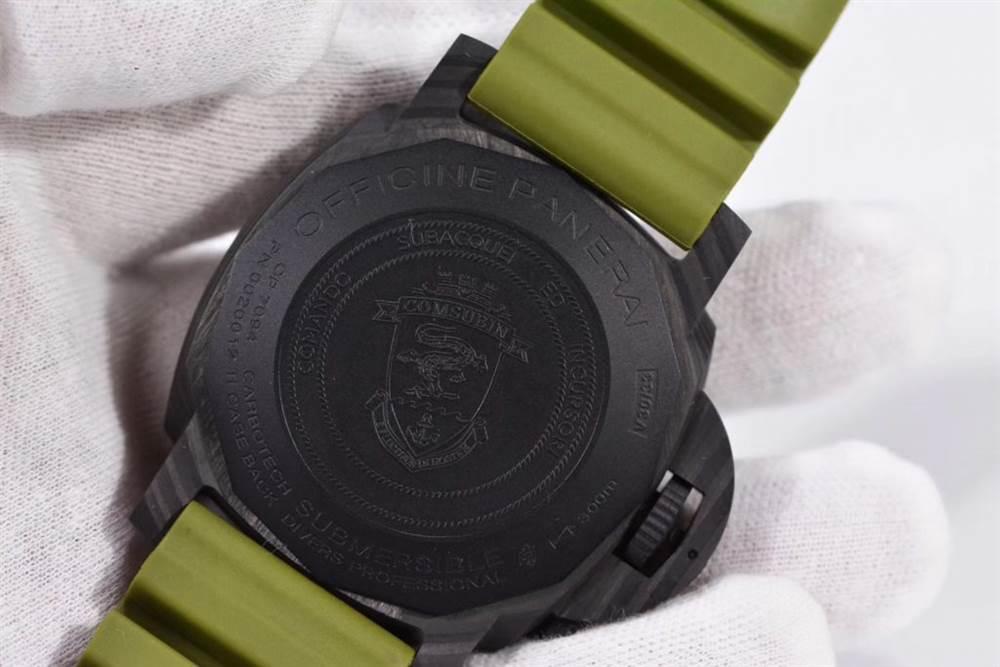VS厂沛纳海961军绿色腕表深度评测