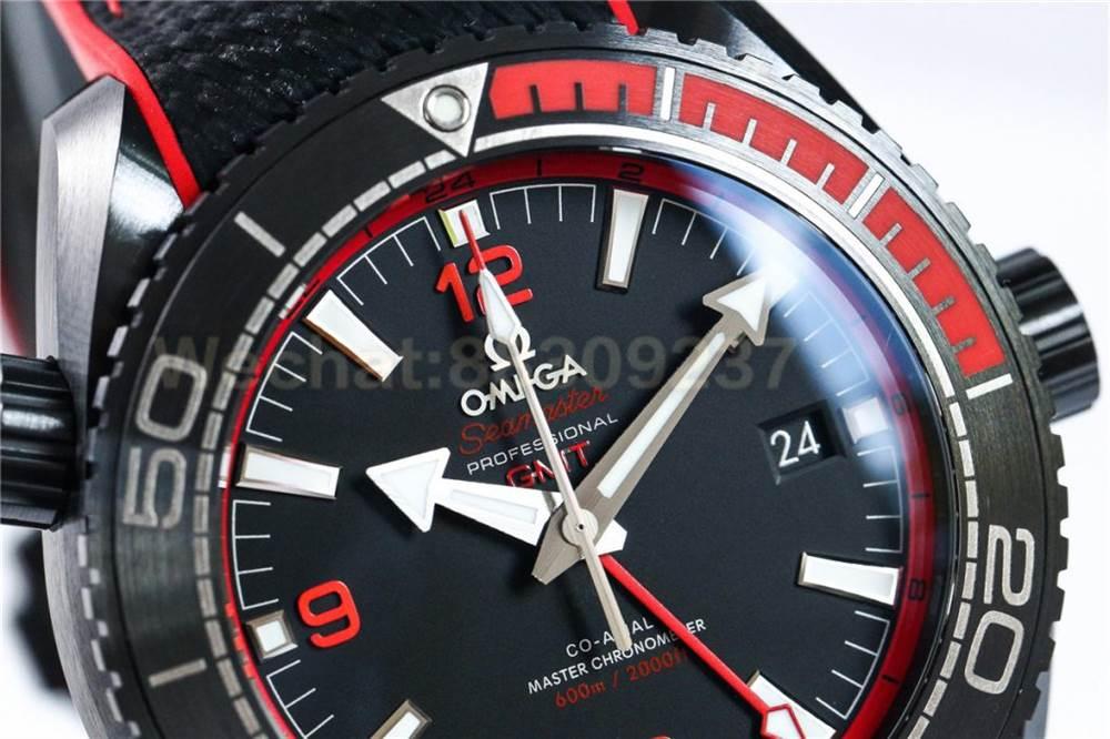 VS厂欧米茄海洋宇宙600米系列深海之红深度评测