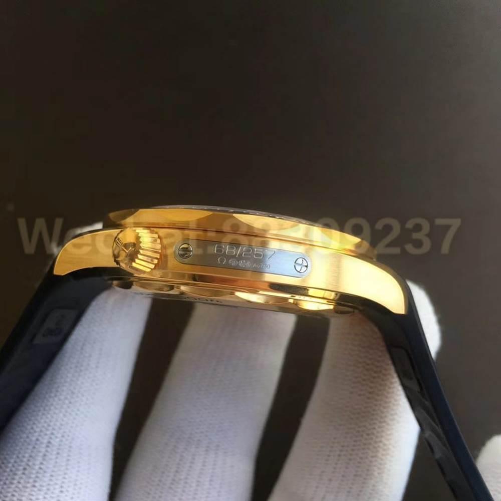 VS厂欧米茄海马系列007黄金款腕表值得购买吗?