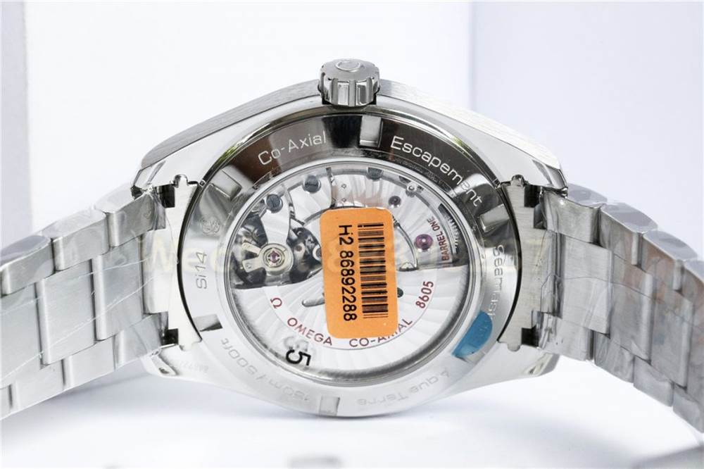 VS厂欧米茄海马黑盘GMT8505机芯怎么样?