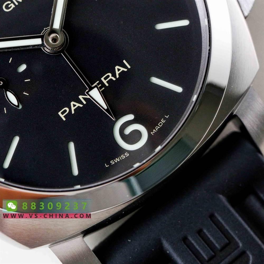 VS厂沛纳海320-VS沛纳海PAM320最新V2版P.9001机芯