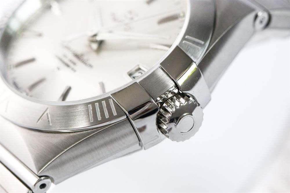 VS厂欧米茄星座123.20.38.21.08.001白面条钉