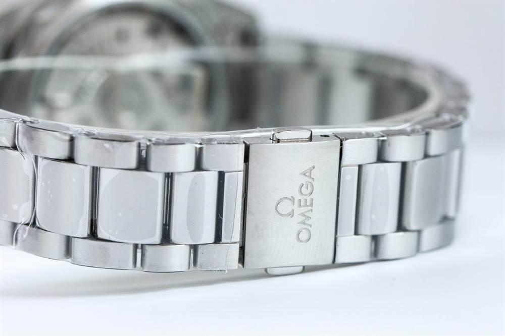 VS厂欧米茄海马女士腕表-VS欧米茄海马系列 AQUA TERRA 150米腕表海浪白