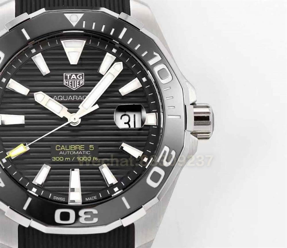 V6厂泰格豪雅竞潜系列细节对比评测