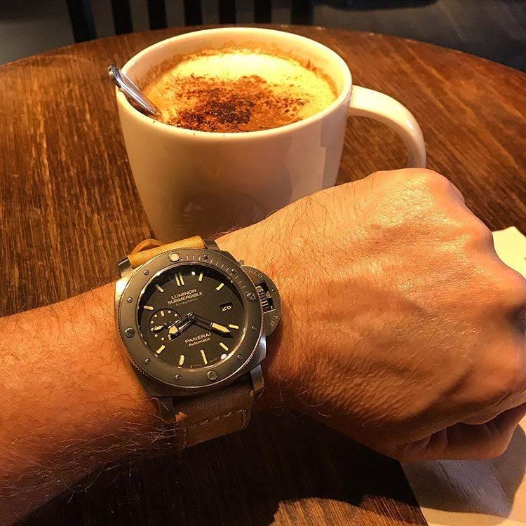 VS厂沛纳海PAM389「敢死队史泰龙同款」硬汉风格47MM腕表