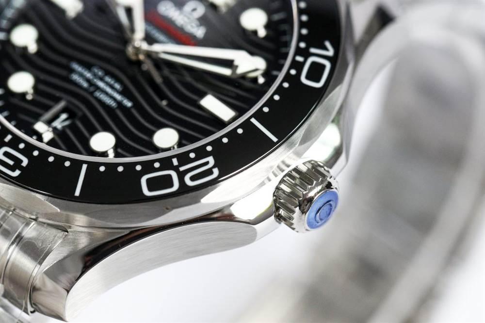 VS厂欧米茄海马300-欧米茄海马 210.30.42.20.01.001黑面钢带款