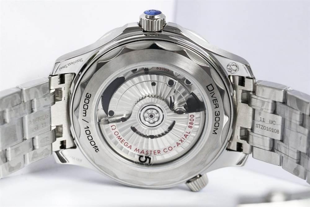 VS厂欧米茄海马300-欧米茄海马 210.30.42.20.06.001灰面钢带款
