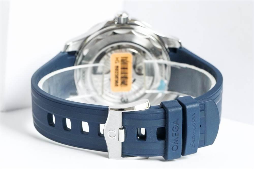 VS厂欧米茄海马300-210.30.42.20.03.001蓝面胶带款