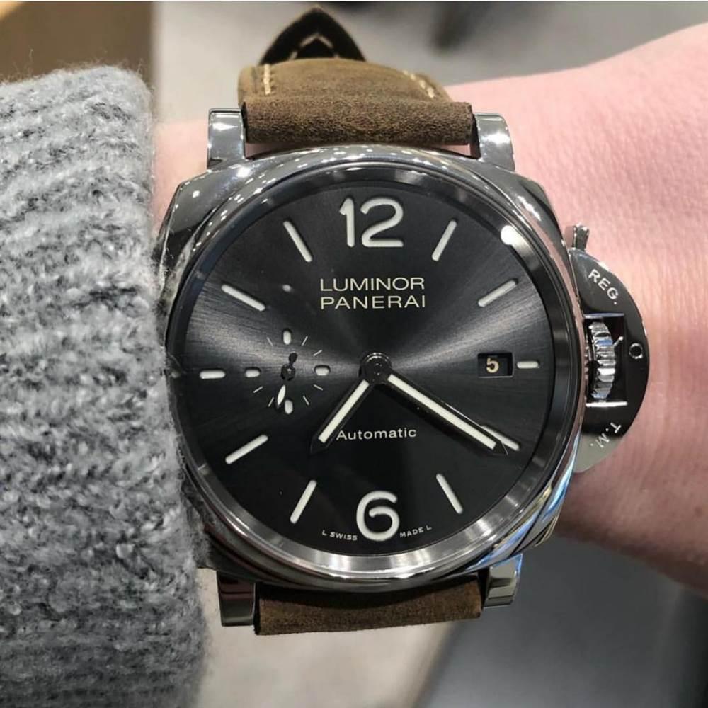 VS厂沛纳海PAM904「小手腕福利」霍建华代言的沛纳海