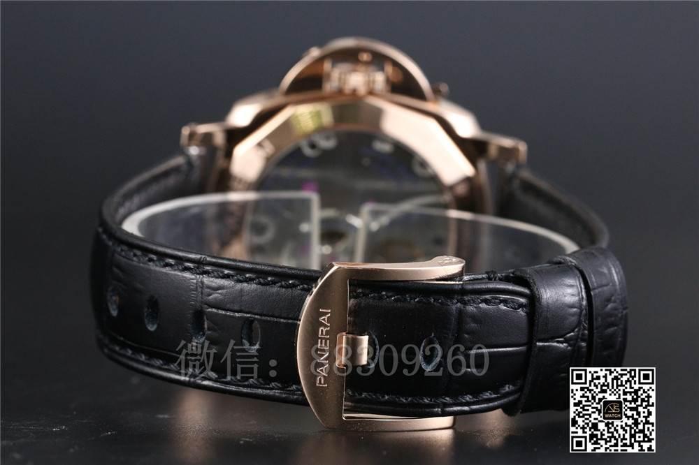 XF厂沛纳海PAM677「纤薄坚韧」霍建华代言款