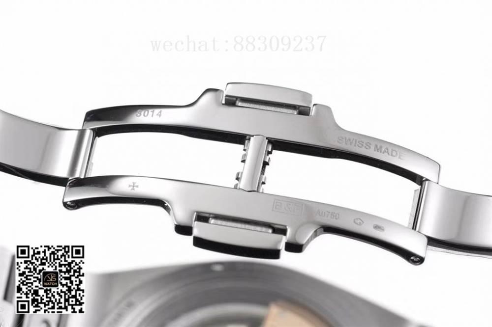 XF厂江诗丹顿纵横四海「简约灰盘」2000V/120G-B122腕表评测