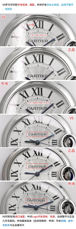 V6厂卡地亚蓝气球33mm「单排镶钻款」W4BB0016腕表评测