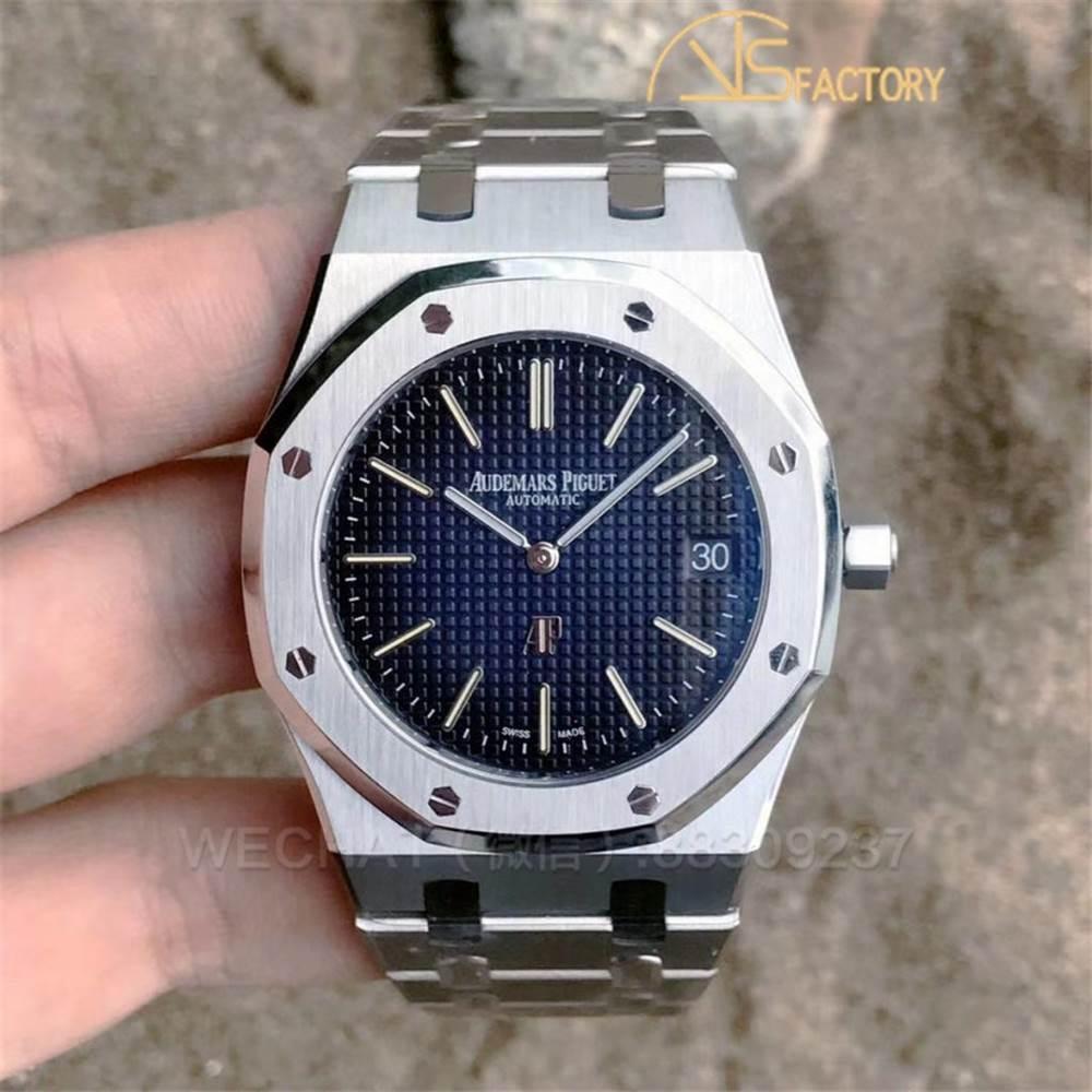 XF厂爱彼15202「烟熏蓝」超薄定制限量版-XF独家发售