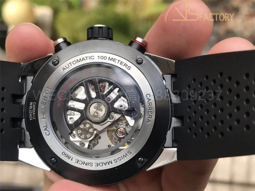 XF厂泰格豪雅卡莱拉01「计时码表」最优秀计时腕表