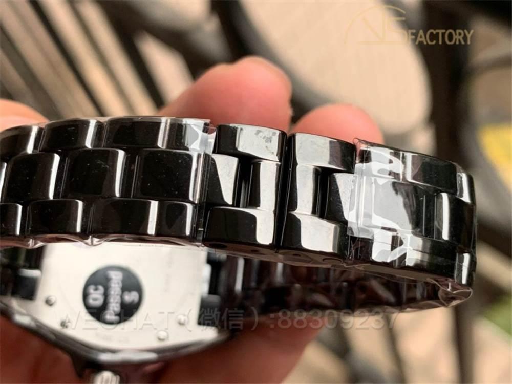 XF厂香奈儿J12系列「黑白双绝」实拍点评