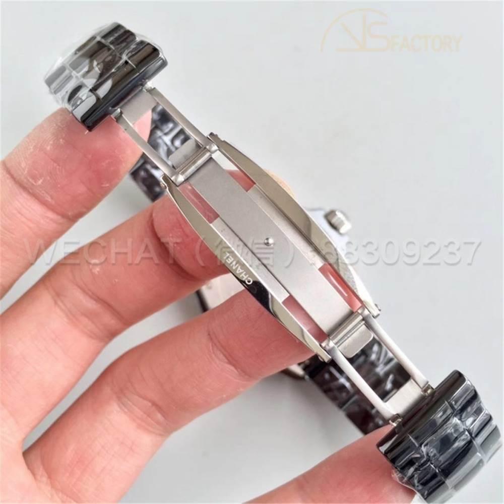 XF厂香奈儿J12系列「H0970」38mm腕表深度评测