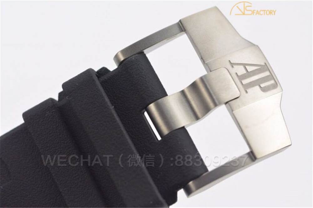 XF厂爱彼15706锻造碳「活动头粒」稀有款式腕表评测