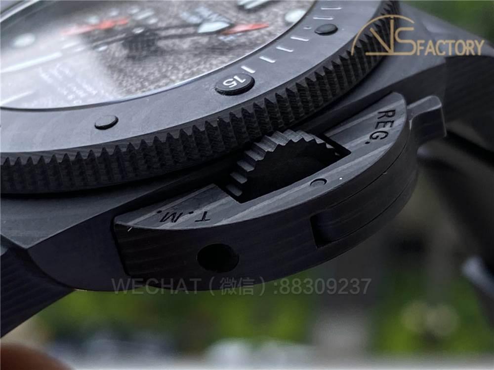 VS厂沛纳海1039碳纤维腕表实拍点评