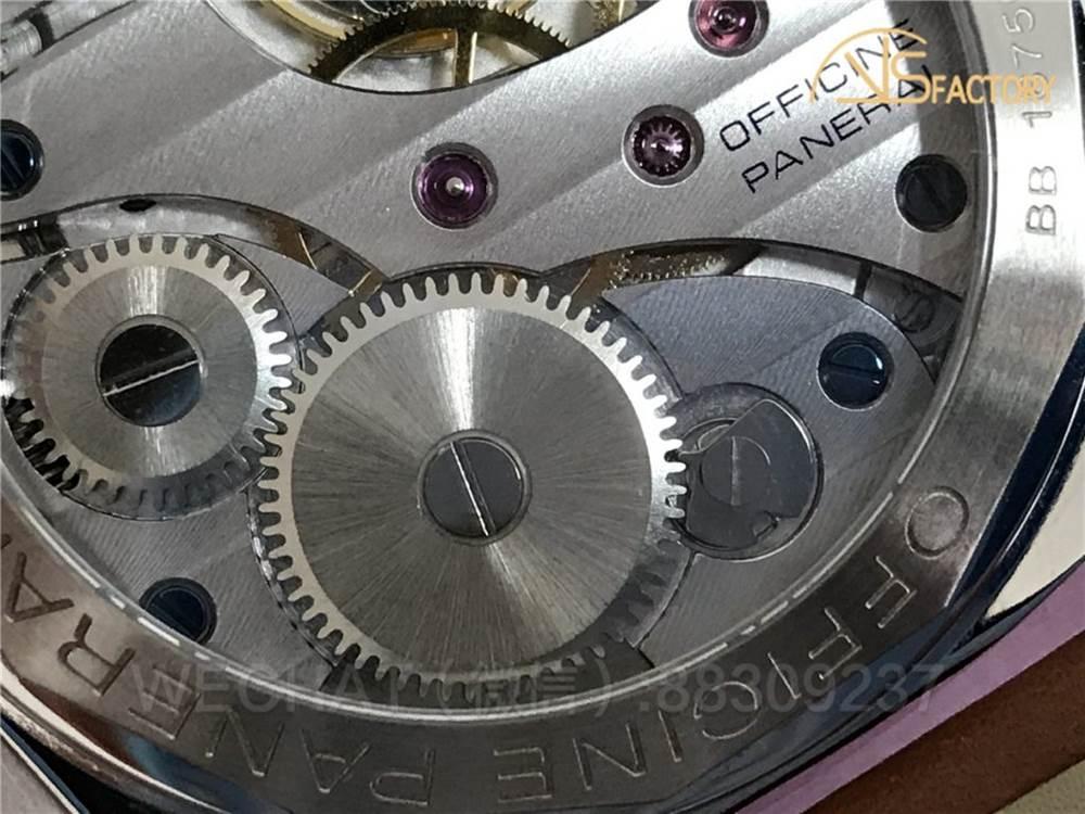 XF厂沛纳海111「蜥蜴皮」限量款深度评测