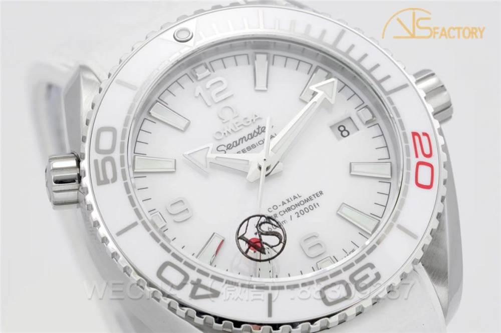 VS厂欧米茄海马600全新女士腕表「东京奥运限量款」深度评测