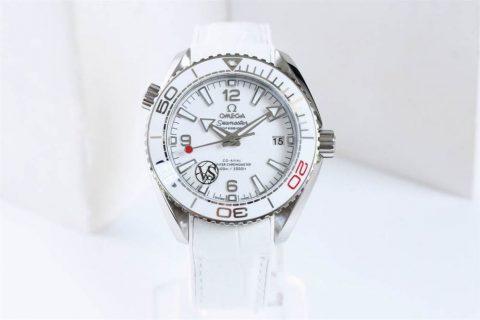 VS厂欧米茄海马600「东京奥运限量款」女士机械腕表