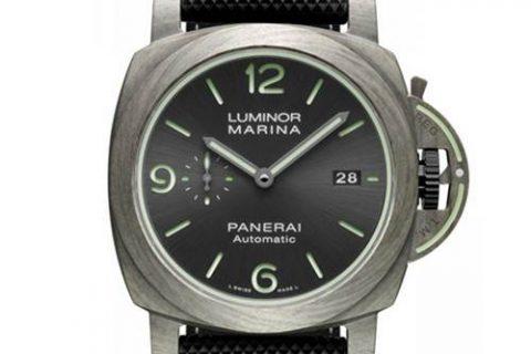 VS厂沛纳海PAM1119-LUMINOR系列玄武岩纤维壳夜光腕表
