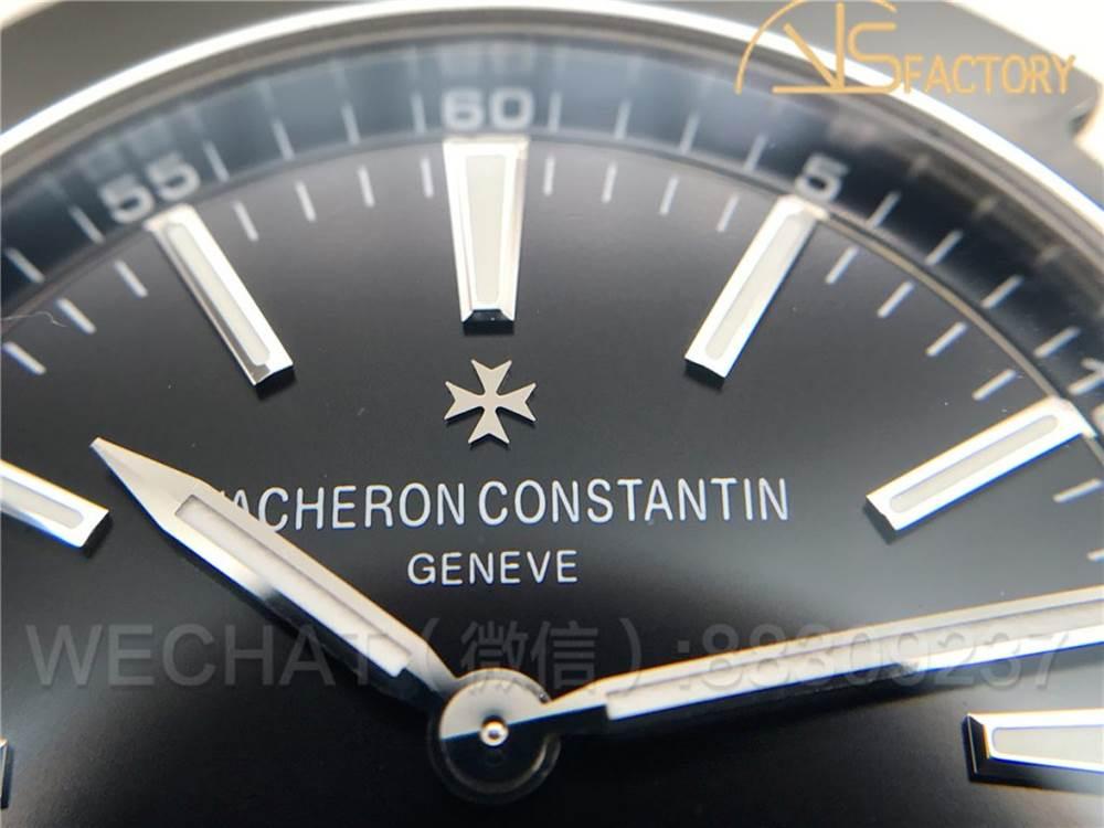 XF厂江诗丹顿纵横四海系列「黑盘」超薄腕表评测