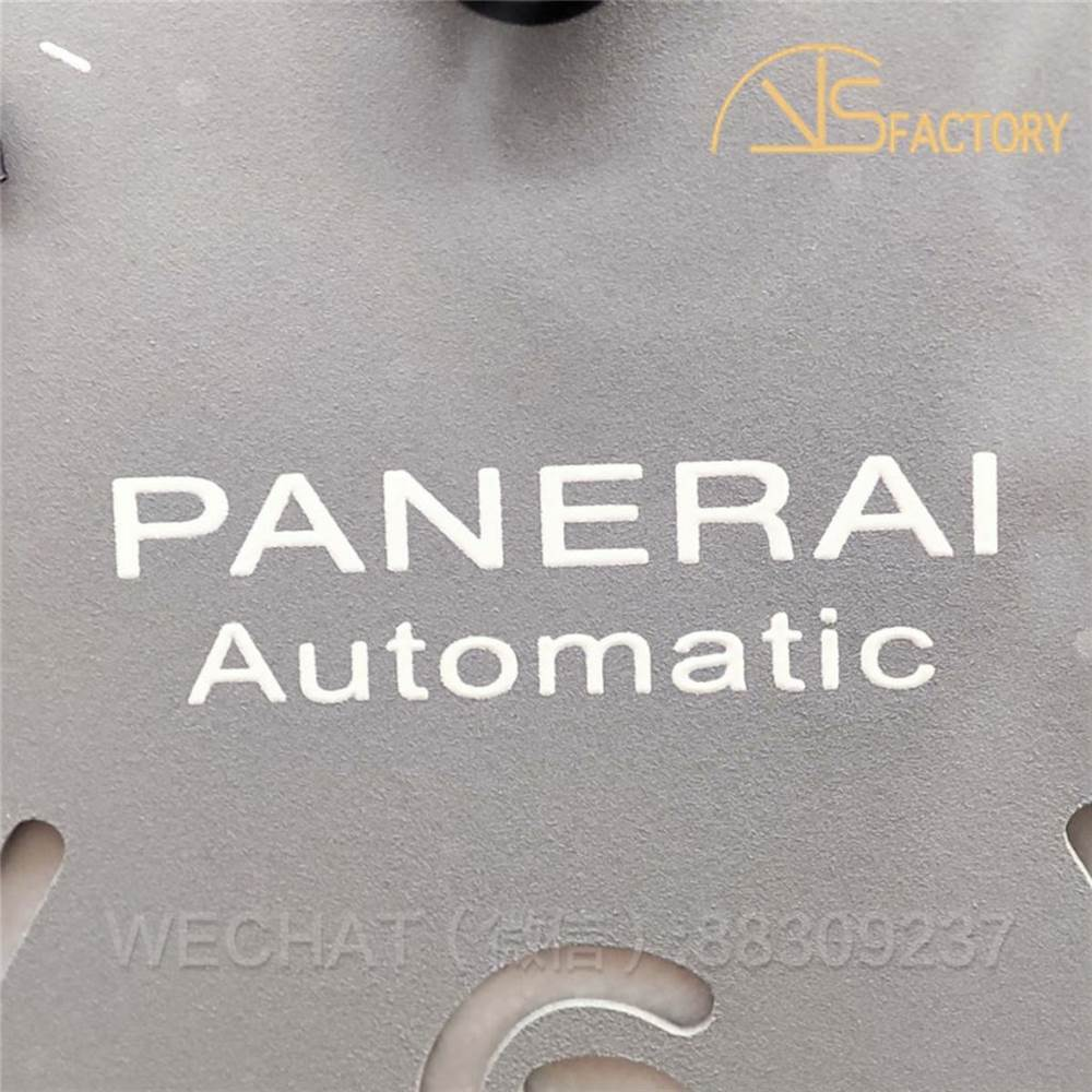 VS厂沛纳海1662实拍做工评测-实拍细节展示