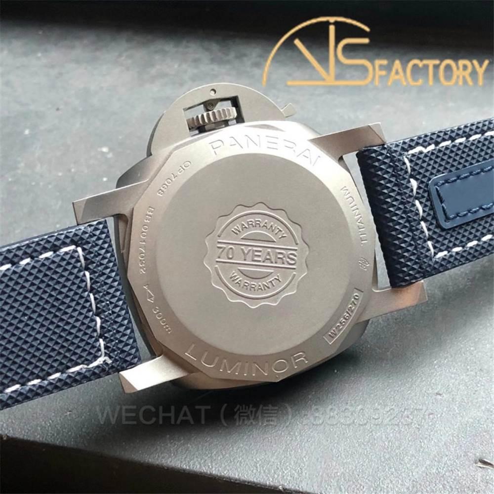 VS厂沛纳海1117「超级夜光」镂空三文治腕表评测
