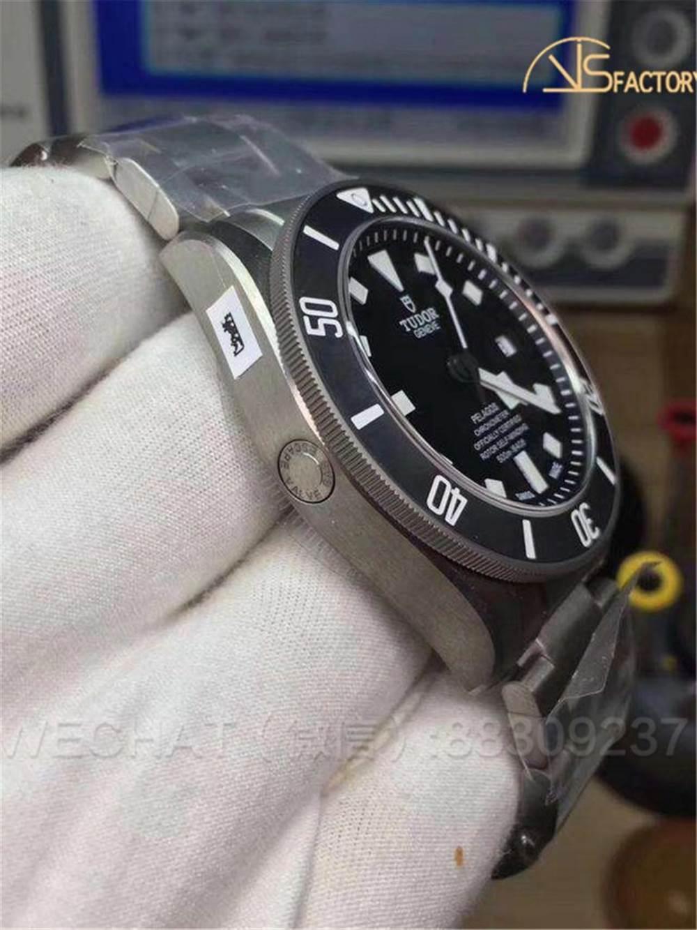 XF厂帝陀领潜型「黑色战斧」腕表评测-致敬经典传奇
