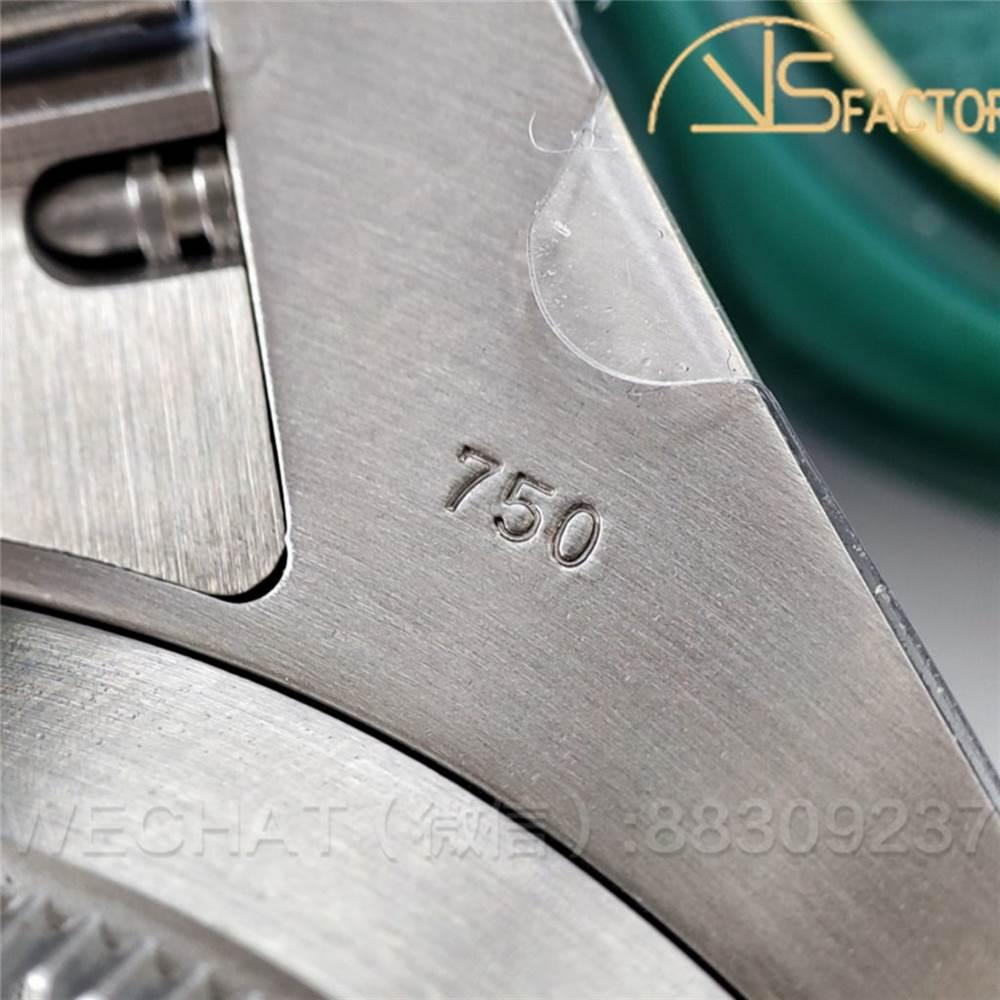 VS厂3135蓝水鬼腕表深度评测-全网最新实拍