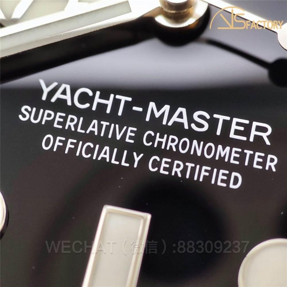 VS厂42mm白金游艇拆解评测