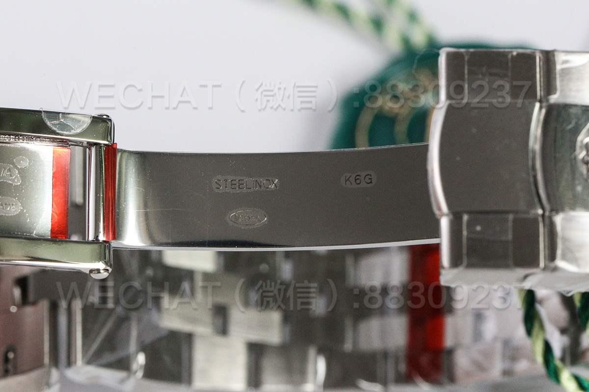 VS厂劳力士41MM日志型126330-0012黑色盘面五铢带「3235机芯」