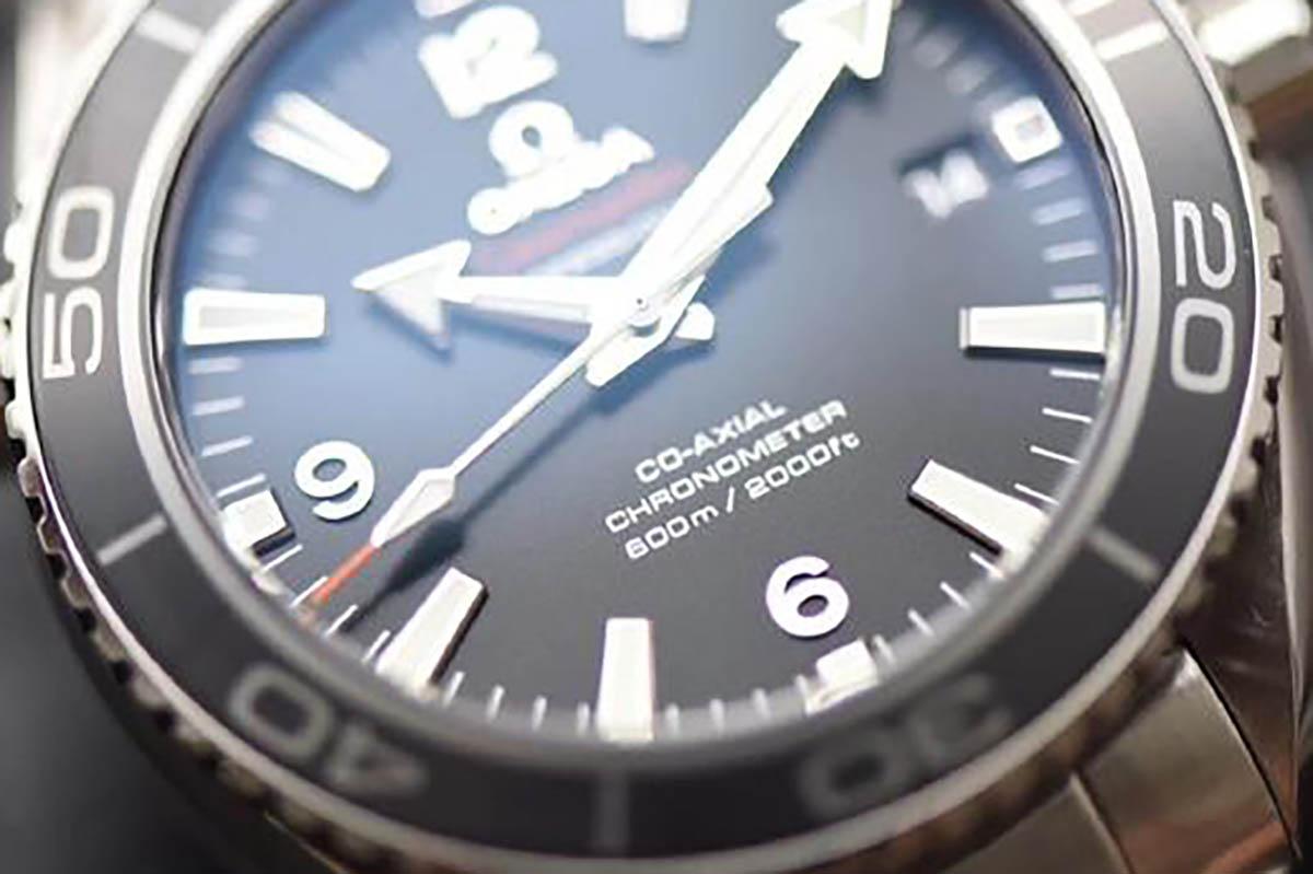 VS厂欧米茄海洋宇宙600米复刻腕表评测-品鉴顶级复刻腕表
