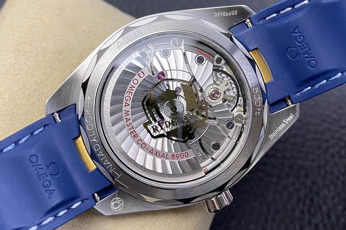 VS厂欧米茄海马150米新金针队长莱德杯复刻腕表做工细节深度评测-VS厂海马150M