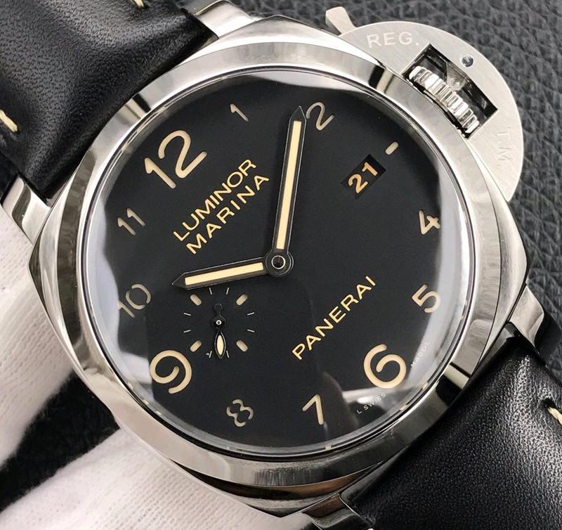 VS厂复刻版沛纳海PAM00359腕表做工评测-品鉴谦和儒雅的魅力